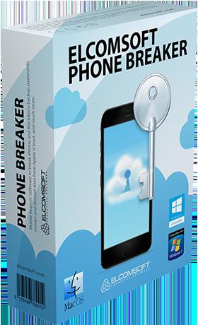 Elcomsoft Phone Breaker | Elcomsoft Co.Ltd.